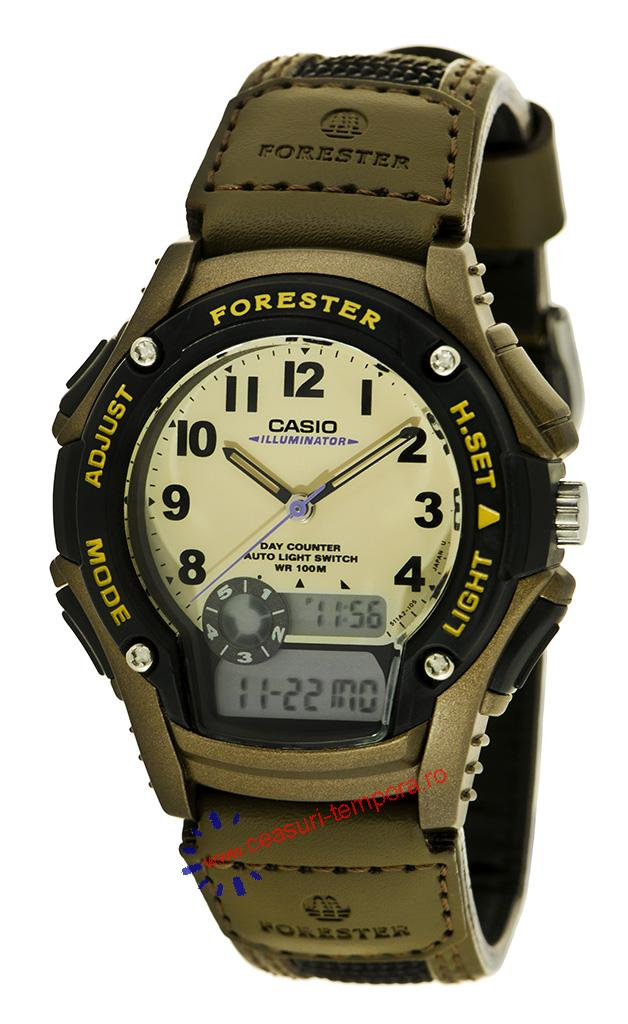 Ceas Casio FT-620L-5B