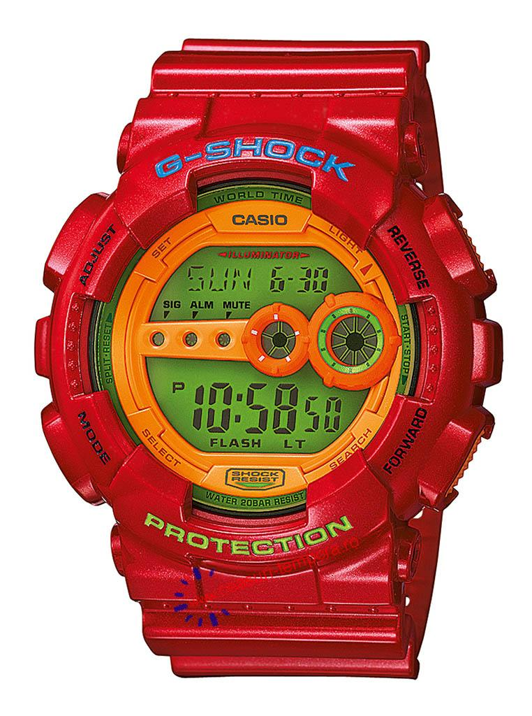 Ceas Casio GD-100HC-4
