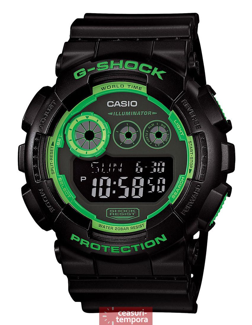 Ceas Casio GD-120N-1B3