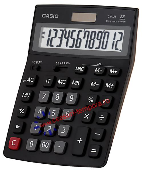 Calculator Casio GX-12S