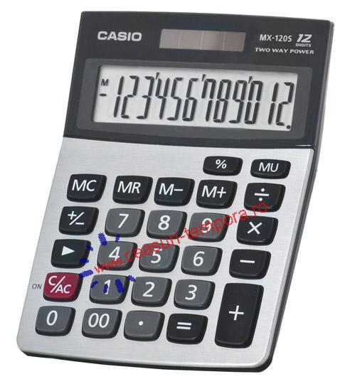 Calculator Casio MX-120S