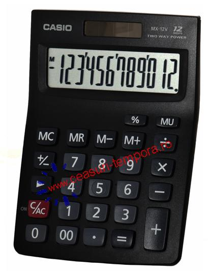 Calculator Casio MX-12